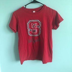 Tops - NC State tee shirt